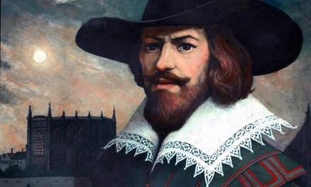 Personajes de la historia: Guy Fawkes
