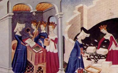 Jacoba Félicié, una médico del siglo XIV