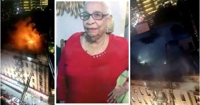 Dominicana de 91 esperaba celebrar cumpleaños muere en incendio masivo en El Bronx que dejó dos hombres graves y 12 heridos