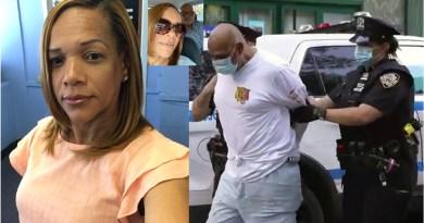 """Muere en hospital dominicana golpeada brutalmente con """"Pata de Cabra"""" por esposo en una estación de autobuses del Alto Manhattan"""