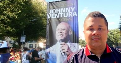 Cineasta Eduardo Luna estrenará documental sobre vida y obra de Johnny Ventura en Gala del Merengue 2022
