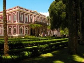 Museu Imperial, em Petrópolis. Crédito: Flickr/Naty Castro