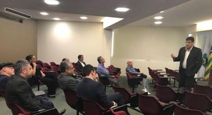 Diretor de Seguros do CSP-MG, Mauricio Tadeu Morais