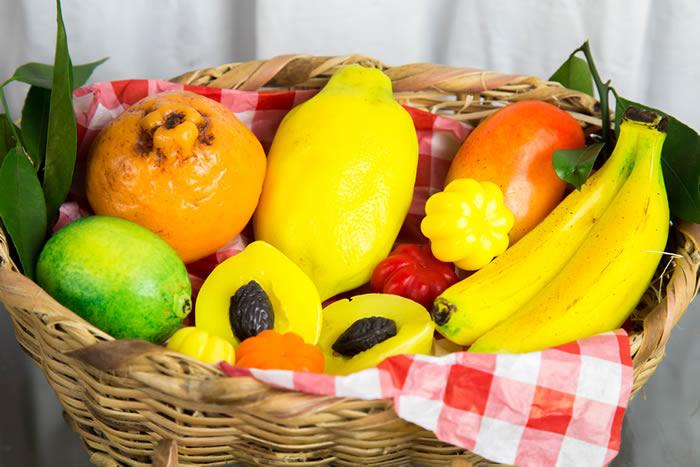 Resultado de imagem para Saboaria Artesanal - Frutas Tropicais