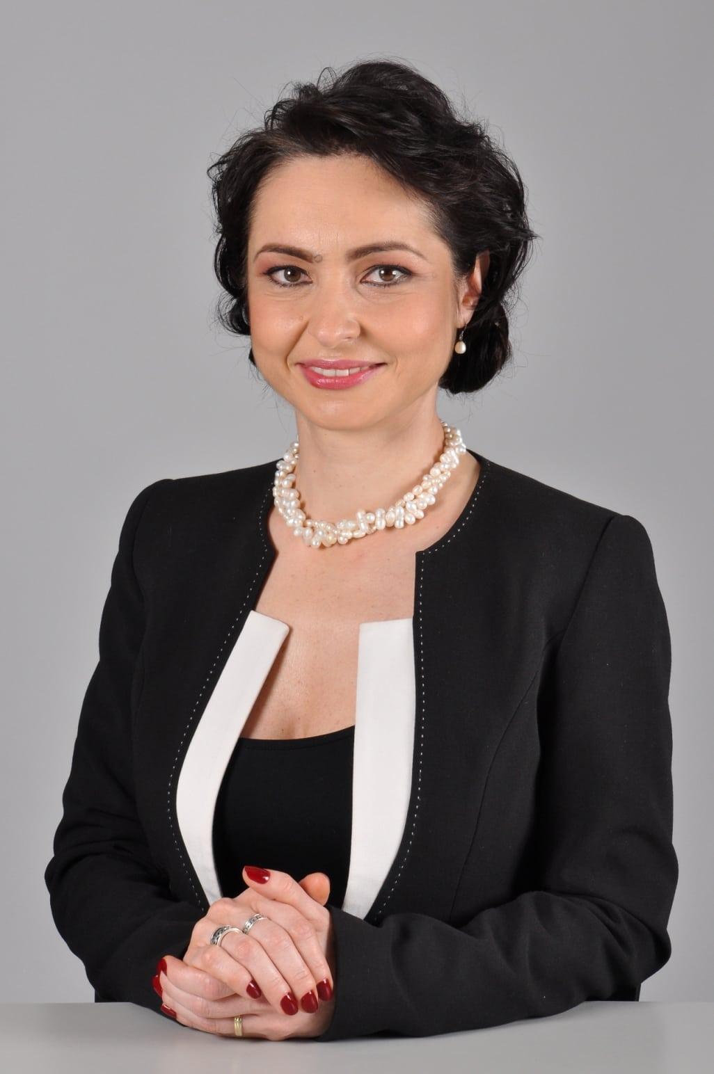 Florentina Totth, Segment and Strategic Clients VP Europe