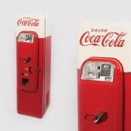 Dozator original Coca Cola, model Vendo44, 1956