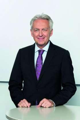Gerhard Luftensteiner, CEO KEBA