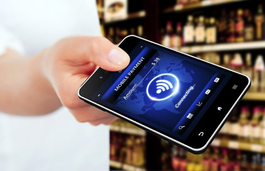 mobile payment-Dreamstime