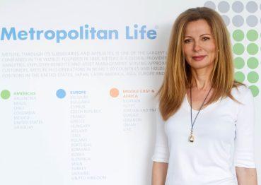 Emilia Bunea, Director General Metropolitan Life 3