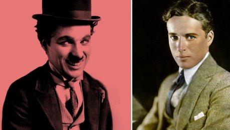 Charles (Charlie) Spencer Chaplin