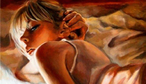A felicidade é uma mulher pequenina que dorme no quarto ao lado