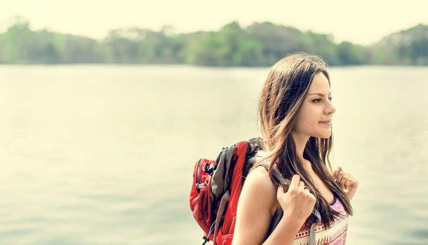 Viaje sozinha ao menos uma vez e descubra um mundo gigante como agradável companhia