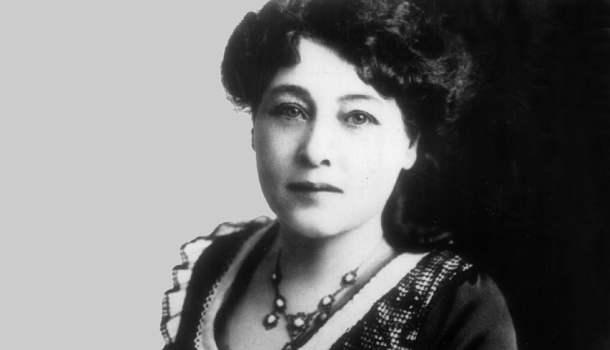 A mulher que inventou o cinema