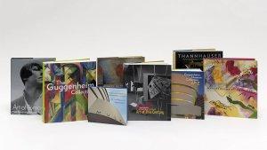 Guggenheim disponibiliza todo o acervo de livros e catálogos de arte para download gratuito