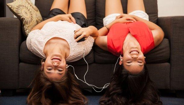 Ter uma melhor amiga é ter uma irmã para a vida toda