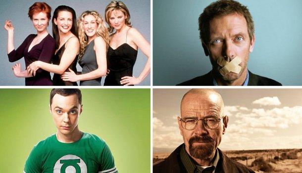 As 100 melhores séries de TV de todos os tempos, segundo Hollywood