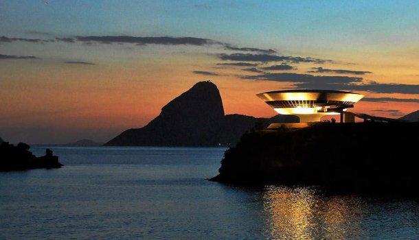 Mesmo triste, o Rio de Janeiro continua lindo