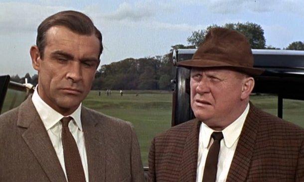 007 Contra Goldfinger (1964)