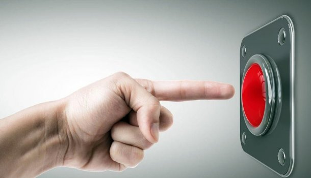 E se existisse um botão para resolver qualquer problema?