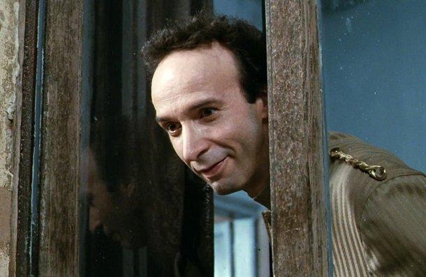 A Vida é Bela (1997), Roberto Benigni