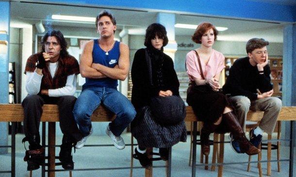 Clube dos Cinco (1985), John Hughes