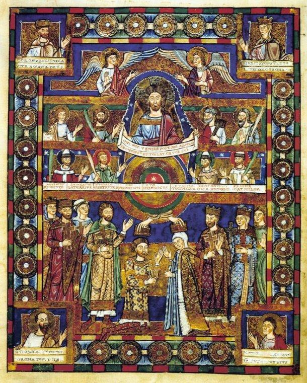 The Gospels of Henry the Lion