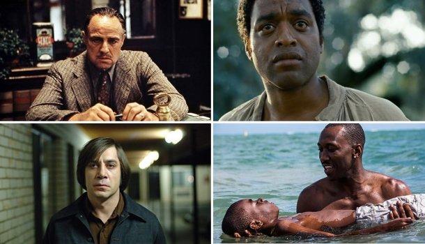 Todos os ganhadores do Oscar de melhor filme disponíveis na Netflix