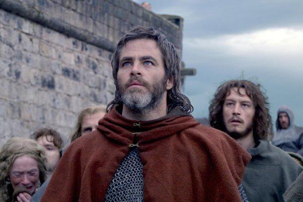 Legítimo Rei, David Mackenzie