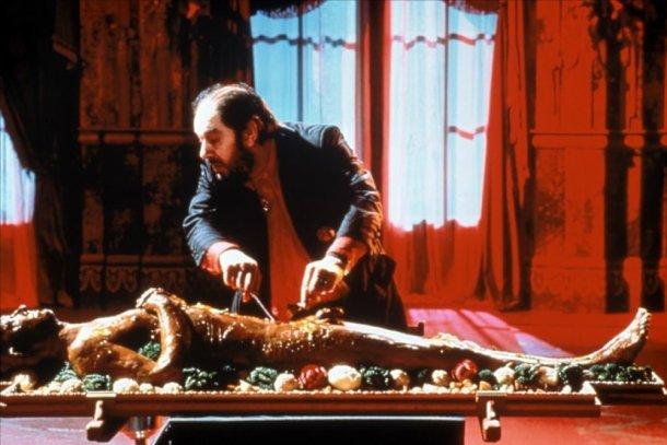 O Cozinheiro, o Ladrão, sua Mulher e o Amante (1989), Peter Greenaway