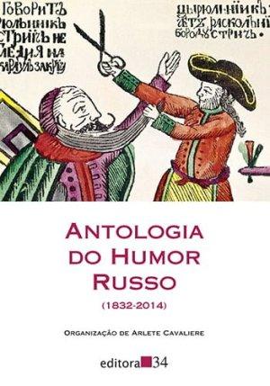 Antologia do Humor Russo (1832-2014), de vários autores