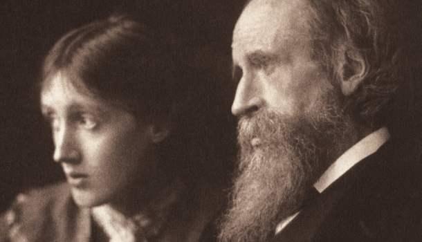 O álbum de fotos de Virginia Woolf