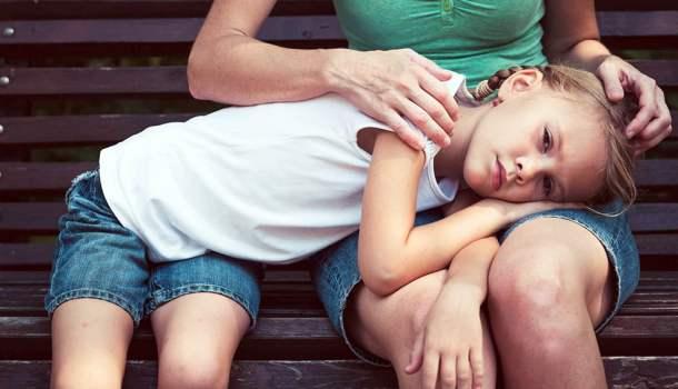 Não há ferida que não se cure com colo e amor de mãe