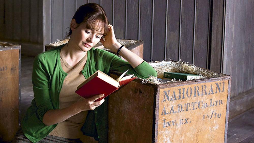 10 filmes para apaixonados por livros na Netflix