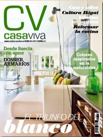 Suscripción revista Casa Viva