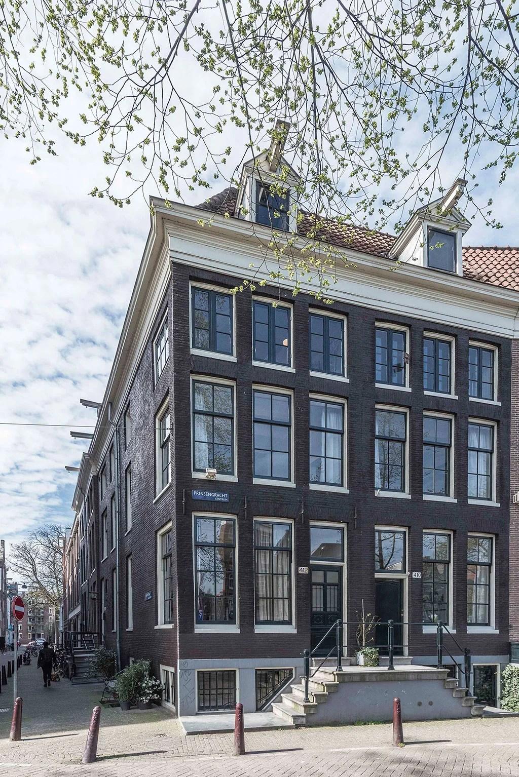 Diseño casas holandesas