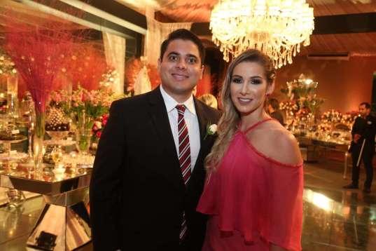 Paulo e Ticiana Maciel