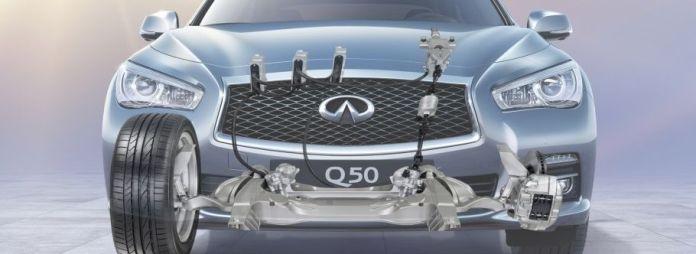 Direct Adaptative Steering