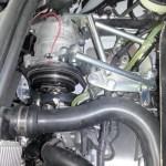 Compresor accionado por motor para equipo de frío