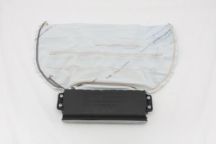 Módulo airbag del pasajero