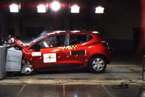 Cinco estrellas Euro NCAP, resultado máximo