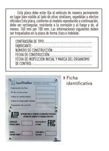 Ficha Identificativa