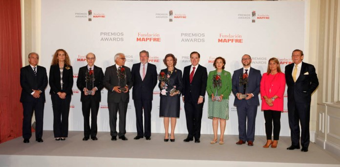 PREMIOS FUNDACIÓN MAPFRE_FM AWARDS_group