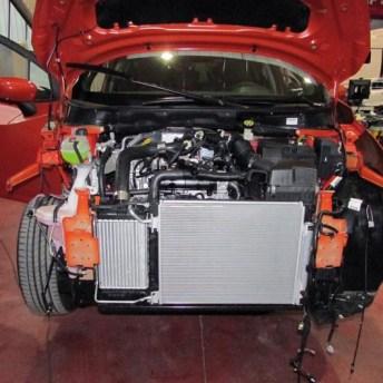 Despiece del Nissan Micra 2017 en CESVIMAP