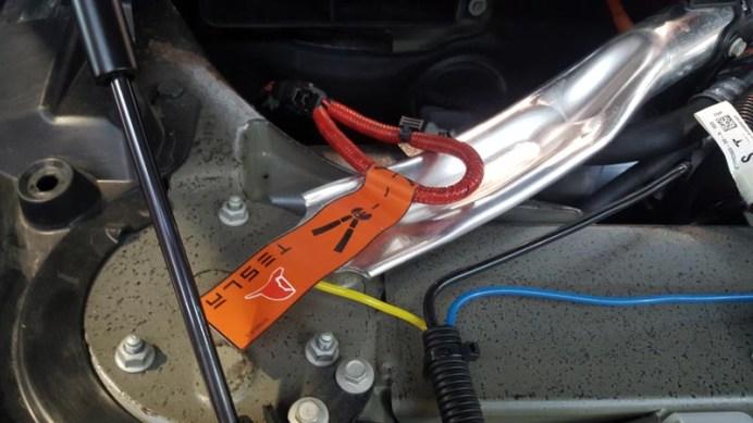 Cable de corte para desconexión rápida en caso de rescate