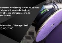 3M invita a un webinar para mejorar el proceso de lijado en el taller de carrocería