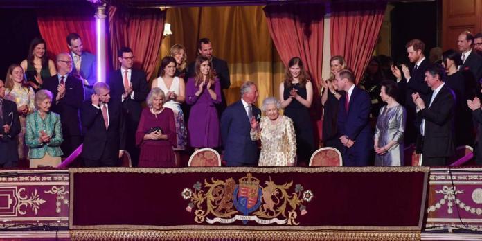 queen elizabeth message coronavirus