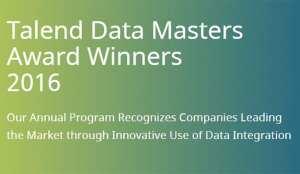 Talend anuncia a los ganadores de sus Premios Data Masters 2016