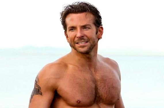 corazon4 Bradley Cooper, el hombre más sexy de los Oscars