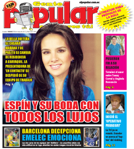 portada1 Portada, viernes 15 de marzo 2013