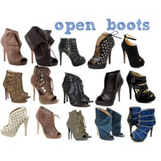 open boots 3